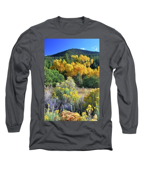 Autumn In The Canyon Long Sleeve T-Shirt