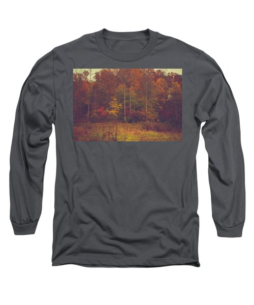 Autumn In West Virginia Long Sleeve T-Shirt