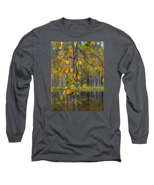 Autumn  Long Sleeve T-Shirt by Jouko Lehto