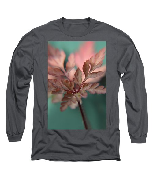 Autumn Leaf Long Sleeve T-Shirt