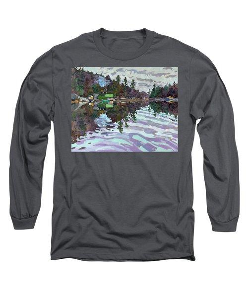 Autumn Narrows Long Sleeve T-Shirt