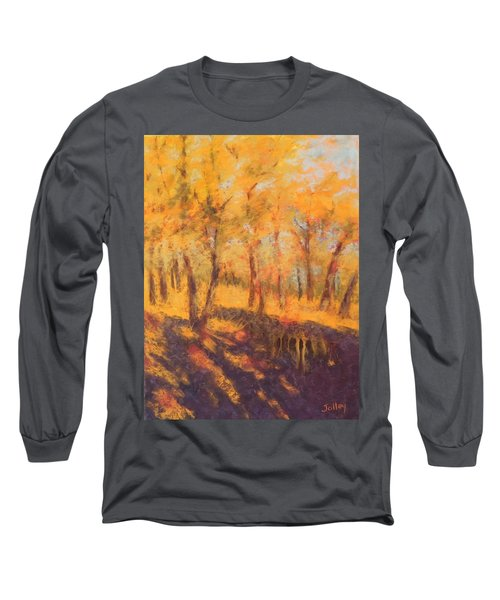 Autumn Oaks Long Sleeve T-Shirt