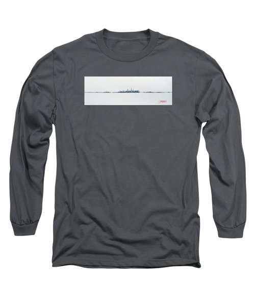 Autumn Skyline Long Sleeve T-Shirt