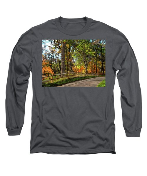 Autumn Song Long Sleeve T-Shirt