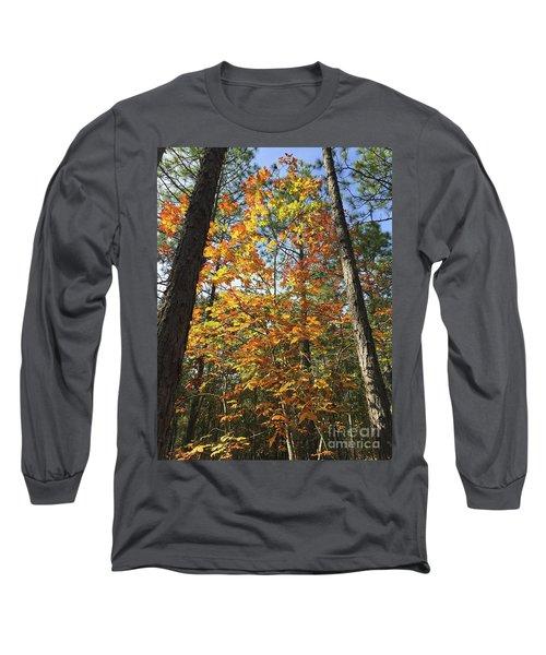 Autumn Sunday Long Sleeve T-Shirt
