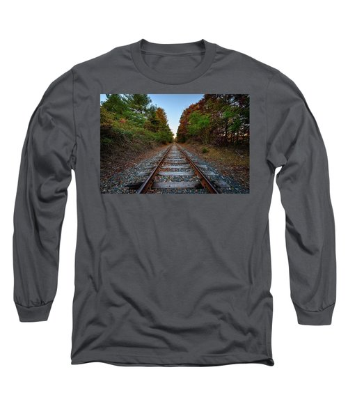 Autumn Train Long Sleeve T-Shirt