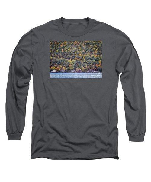Autumn Waterside Long Sleeve T-Shirt
