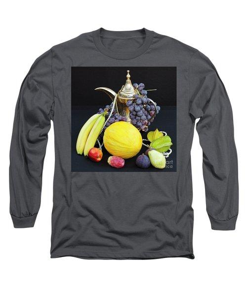 Symphony Of Forbidden Fruits Long Sleeve T-Shirt