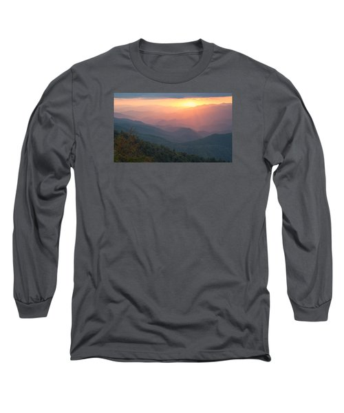 Autumn's Promise Long Sleeve T-Shirt by Doug McPherson