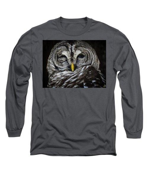 Avery's Owls, No. 11 Long Sleeve T-Shirt