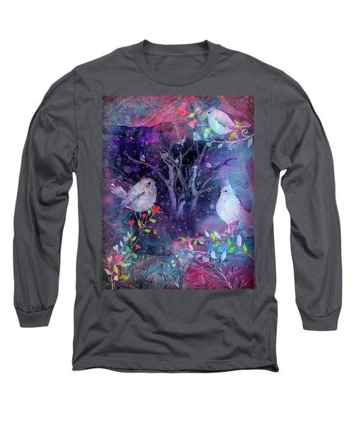 Avian Midnight Long Sleeve T-Shirt