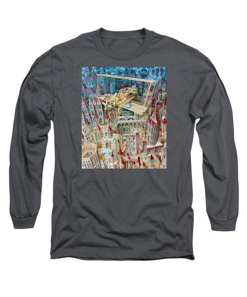 Aviator Long Sleeve T-Shirt