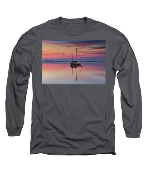 Awaiting   Long Sleeve T-Shirt