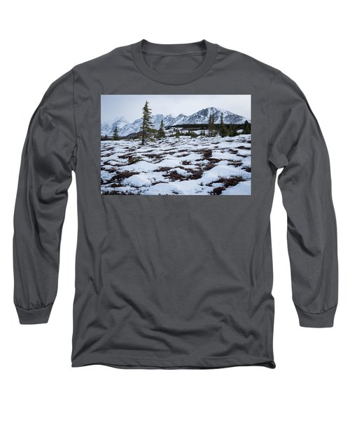 Awaiting Spring Long Sleeve T-Shirt