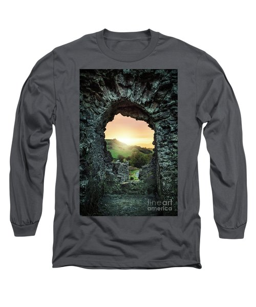 Awake The Spirit Within Long Sleeve T-Shirt