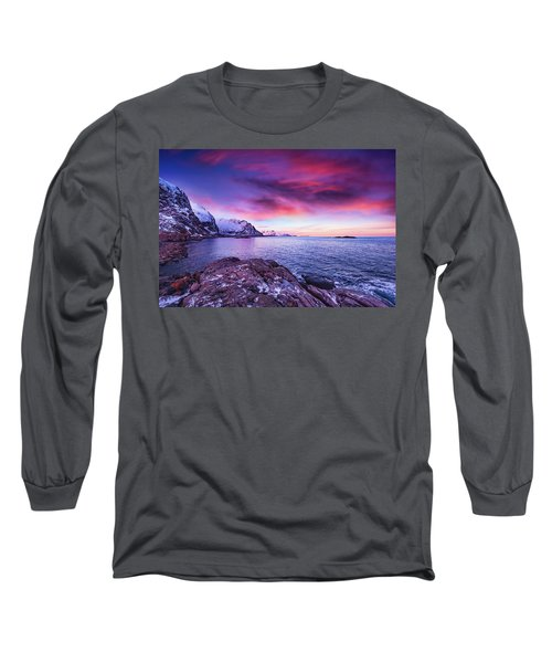 Away From Today Long Sleeve T-Shirt
