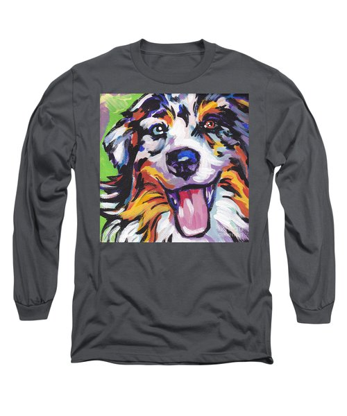 Awesome Aussie Long Sleeve T-Shirt