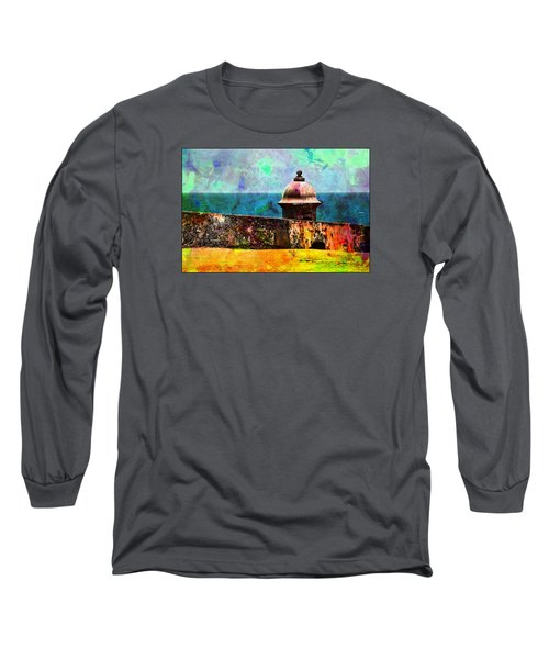 Awesome Caribbean Long Sleeve T-Shirt