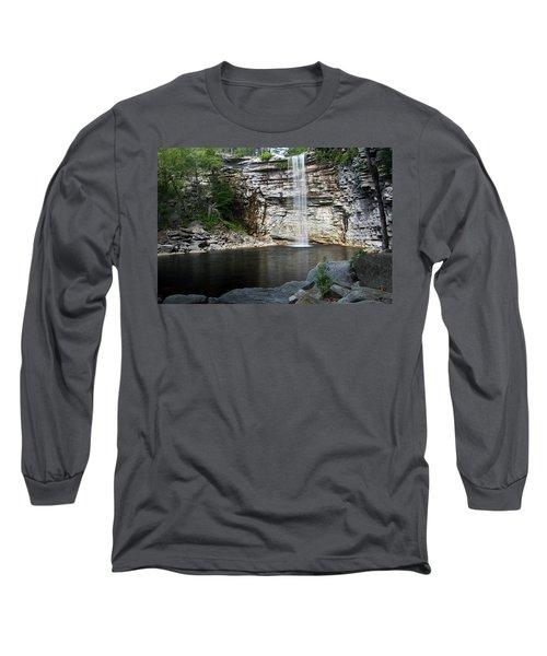 Awosting Falls In July II Long Sleeve T-Shirt
