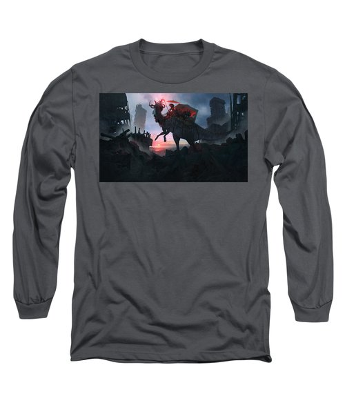Ayanami Sunrider Long Sleeve T-Shirt