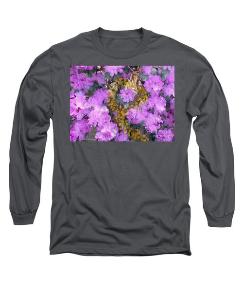 Azaleas Long Sleeve T-Shirt