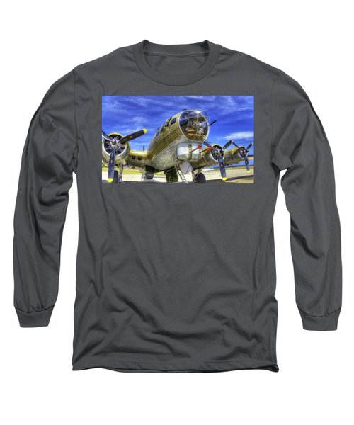 B-17 Long Sleeve T-Shirt