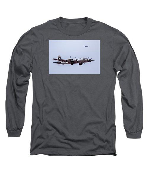 B-29 Superfortress Long Sleeve T-Shirt