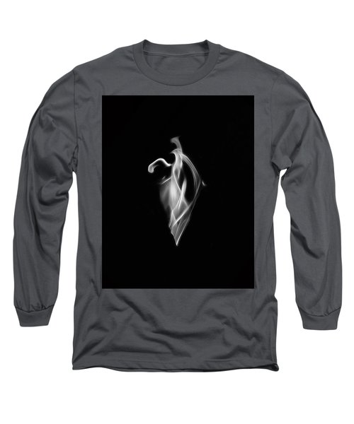 B/w Flame 7092 Long Sleeve T-Shirt
