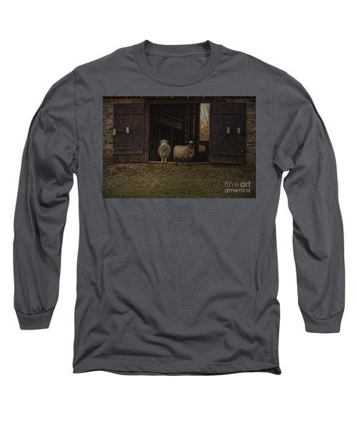 Ba Ram Ewe Long Sleeve T-Shirt