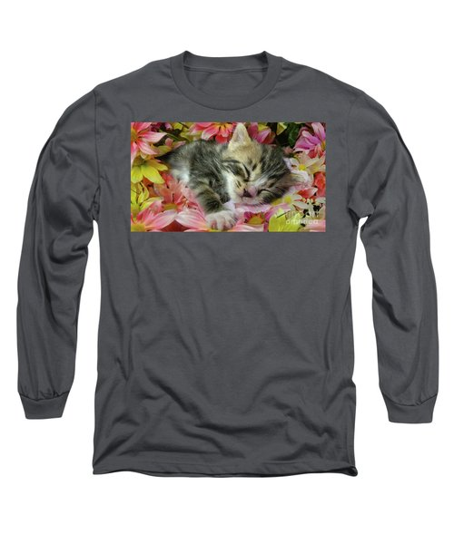 Baby Long Sleeve T-Shirt by Geraldine DeBoer