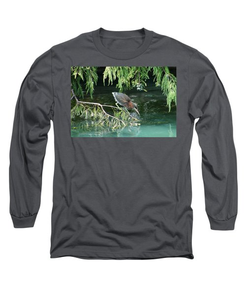 Baby Out On A Limb Long Sleeve T-Shirt
