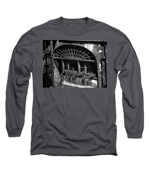 Back Door Long Sleeve T-Shirt