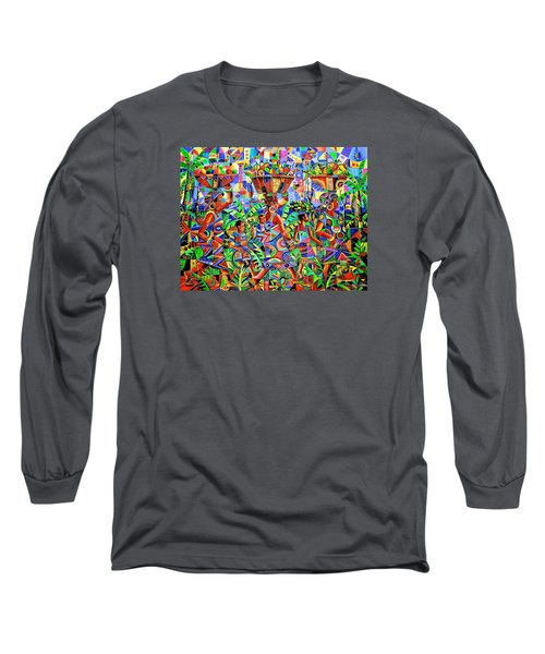 Back From The Harvest Long Sleeve T-Shirt