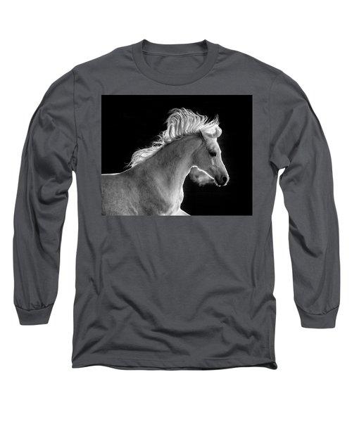 Backlit Arabian Long Sleeve T-Shirt