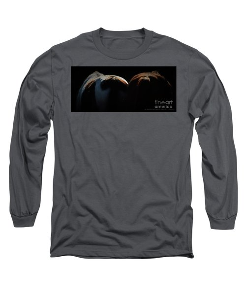 Backsides Long Sleeve T-Shirt by Kathy Russell