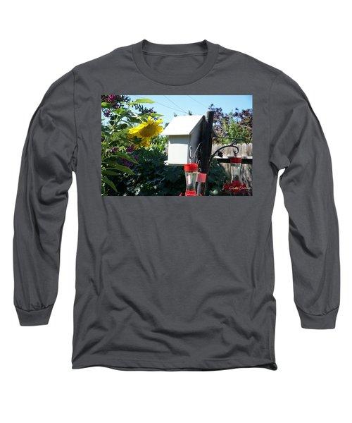 Backyard Garden Long Sleeve T-Shirt