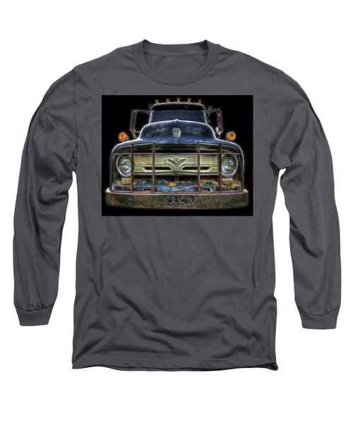 Bad 56 Ford Long Sleeve T-Shirt