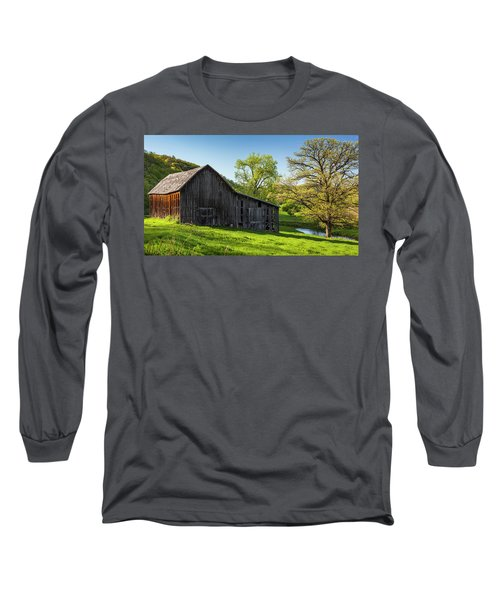 Bad Axe Barn Long Sleeve T-Shirt