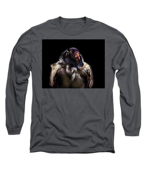 Bad Birdy Long Sleeve T-Shirt by Martin Newman