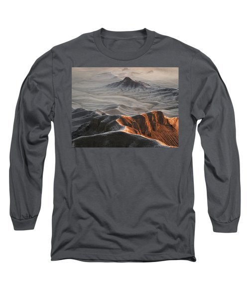 Badlands Fog Long Sleeve T-Shirt