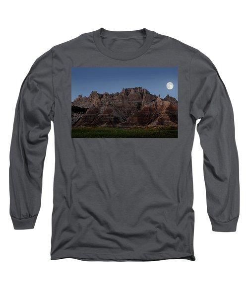 Badlands Moon Rising Long Sleeve T-Shirt