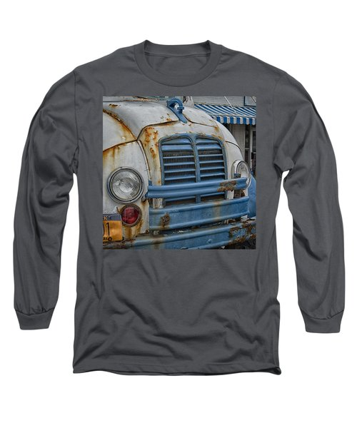 Badly Bruised Divco Long Sleeve T-Shirt