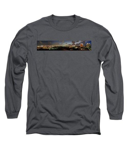 Bahama Night Long Sleeve T-Shirt