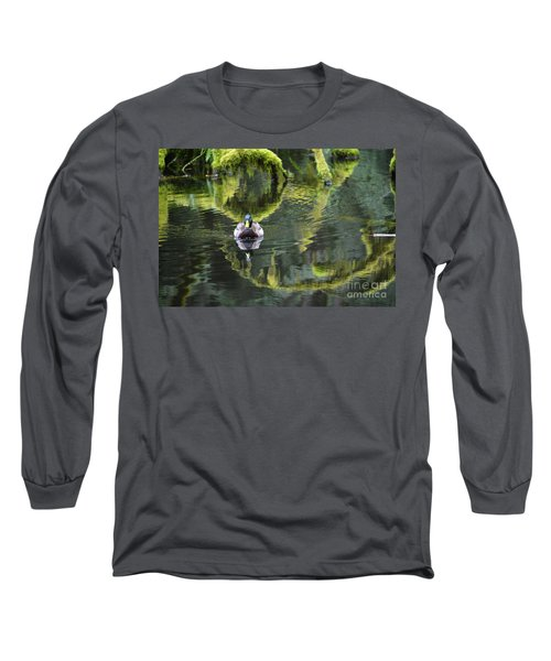 Bainbridge Duck Long Sleeve T-Shirt