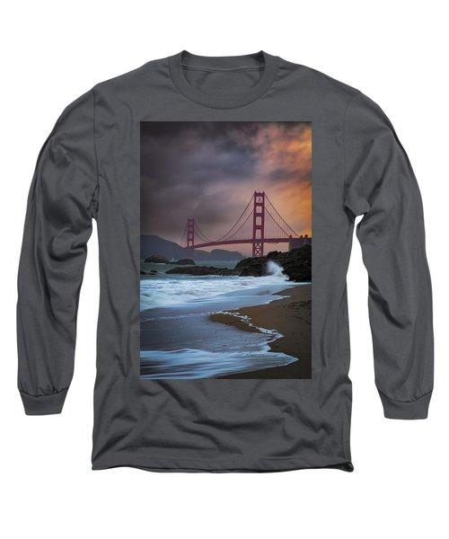 Baker's Beach Long Sleeve T-Shirt