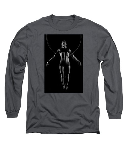 Balance Of Power - Symmetry Long Sleeve T-Shirt