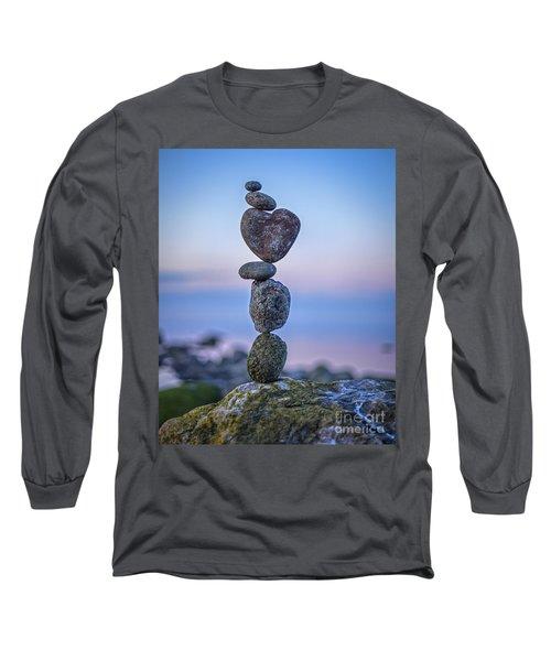 Balanced Heart Long Sleeve T-Shirt