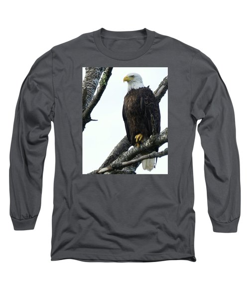 Bald Eagle 4 Long Sleeve T-Shirt