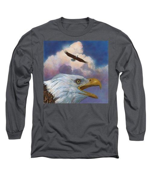 Bald Eagles Long Sleeve T-Shirt