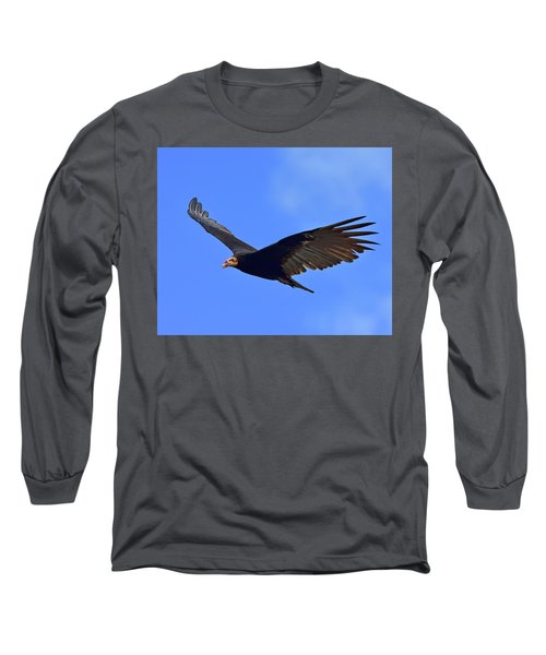 Bald Is Beautiful Long Sleeve T-Shirt by Tony Beck